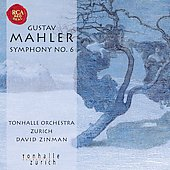 Mahler: Symphony no 6 / David Zinman, et al