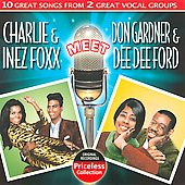 Inez & Charlie Foxx: Inez and Charlie Foxx Meet Don Gardner and Dee Dee Ford *