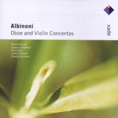 Albinoni: Oboe and Violin Concertos