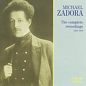 Michael Zadora: The Complete Recordings, 1922-1938