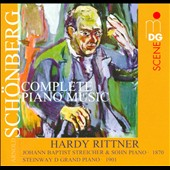 Schoenberg: Complete Piano Works
