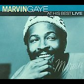 Marvin Gaye: At His Best Live [Digipak]