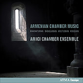 Armenian Chamber Music
