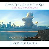 Ensemble Galilei: Notes From Across The Sea [Digipak]