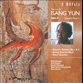 The Art of Isang Yun, Vol. 7