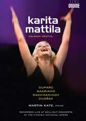 Helsinki Recital [CD & DVD]