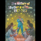 Various Artists: The History Of Rhythm And Blues 1952-1957