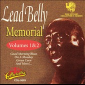 Lead Belly: Memorial, Vol. 1-2
