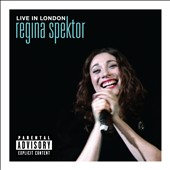 Regina Spektor: Live in London [Bonus CD] [PA]