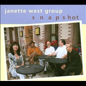 Janette West Group: Snapshot [Digipak]