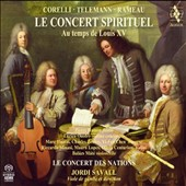 L'Orchestre de Louis XV: Rameau: Orchestral Suites / Jordi Savall