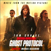Michael Giacchino: Mission Impossible: Ghost Protocol [Original Score]