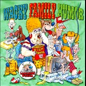 Various Artists: Wacky Family Humor