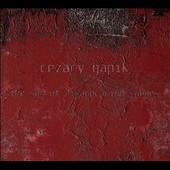 Cezary Gapik: The Sum of Disappearing Sounds [Digipak] *