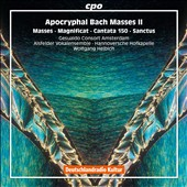 Apocryphal Bach Masses, Vol. 2 / Wolfgang Helbich