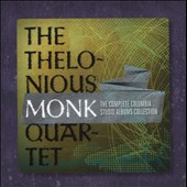 Thelonious Monk/Thelonious Monk Quartet: The Complete Columbia Studio Albums Collection [Box]