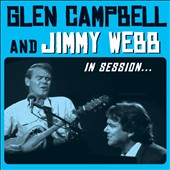 Glen Campbell/Jimmy Webb (Songwriter/Producer): In Session