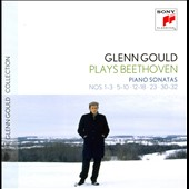 Beethoven: Piano Sonatas Nos 1-3, 5-10 12-18, 23, 30-32 / Glenn Gould, piano