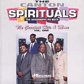 The Canton Spirituals: Greatest Hits & More, Vol. 1