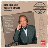 René Kollo sings Wagner & Strauss orchestral songs / Thielemann