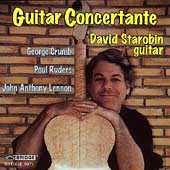 Guitar Concertante / David Starobin