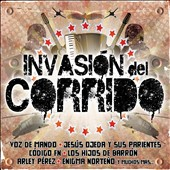Various Artists: Invasión del Corrido