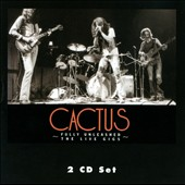 Cactus: Fully Unleashed: The Live Gigs, Vol. 1