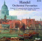 Handel: Orchestral Favourite