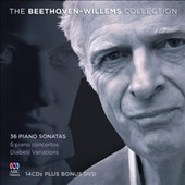 The Beethoven-Willems Collection [CD+DVD]