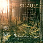 Richard Strauss: Don Juan; Death and Transfiguration; Till Eulenspiegel / Pittsburgh SO, Honeck