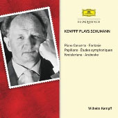 Kampff Plays Schumann