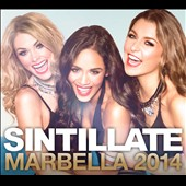 Various Artists: Sintillate Marbella 2014 [Digipak]