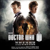 Doctor Who: The Day of the Doctor & The Time of the Doctor [Original Television Soundtrack]
