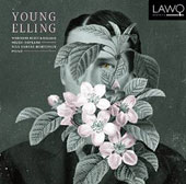 Catharinus Elling (1858-1942): 'Young Elling' - Early Songs / Marianne Beate Kielland, mzz.; Nils Anders Mortensen, piano