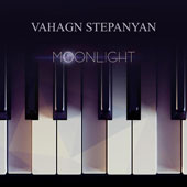 Vahagn Stepanyan (Keyboards): Moonlight [CD Baby]