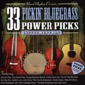 Various Artists: 33 Pickin' Bluegrass Power Picks - Instrumentals