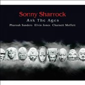 Sonny Sharrock: Ask the Ages [Digipak]