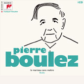 A Century Of French Music - Pierre Boulez (1925-2016): The hammer without a master / Various Artists