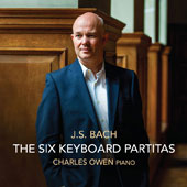 J.S. Bach: Partitas for Keyboard (6) / Charles Owen, piano
