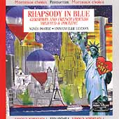 Rhapsody in Blue - Gershwin and Friends / Postec, Le Cann