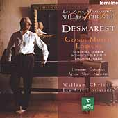 Desmarest: Grands Motets / Christie, Les Arts Florissants