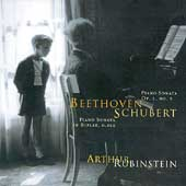 Rubinstein Collection Vol 55 - Beethoven, Schubert