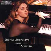 Sophia Lisovskaya plays Scriabin