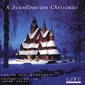 A Scandinavian Christmas / David Dahl, Choral Arts Northwest, Sparks
