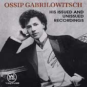Gabrilowitsch - Issued and Unissued Recordings (1923-29)