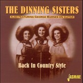 The Dinning Sisters: Back in Country Style