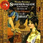 Rimsky-Korsakov: Scheherazade, etc / Temirkanov, New York PO