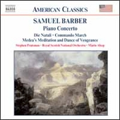 American Classics - Barber: Orchestral Works Vol 4 / Alsop