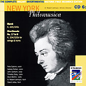 Mozart: Complete Divertimentos Vol 6