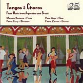 Various Artists: Tangos & Choros: Flute Music from Argentina and Brazil